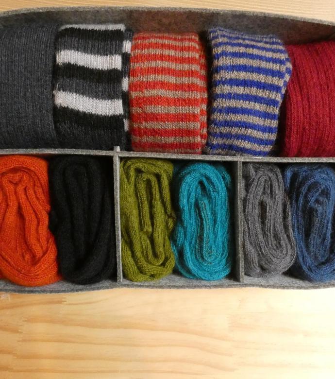Chaussettes longues