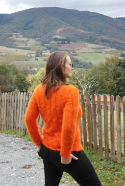 Pull Juliénas Primadonna- Fait Main
